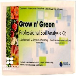 Lawn and Garden Soil Test Kit