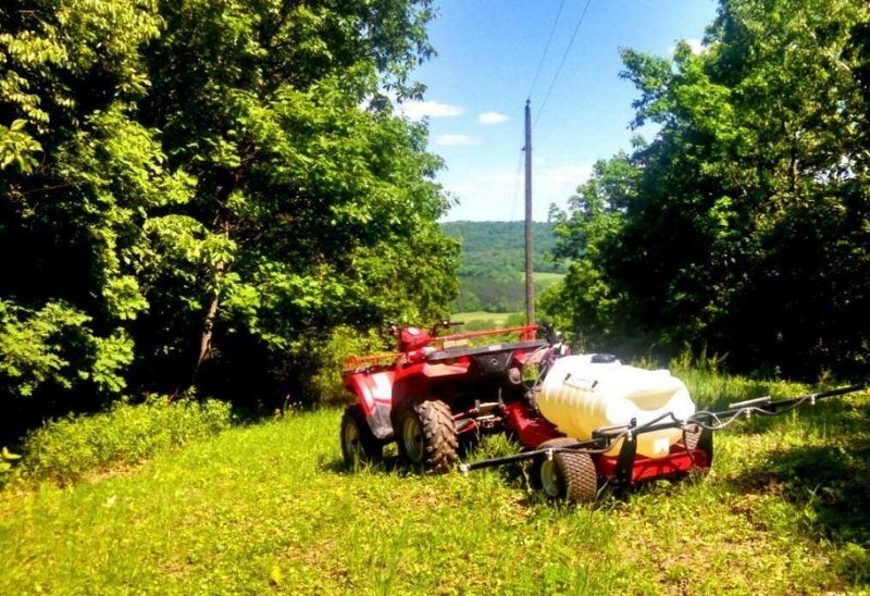 Food Plots For Pro's: Weed Management For Peak Production