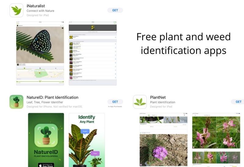 apps available for plants